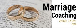 Marriage Coaching @ GILGAL East Ministries | Benoni | Gauteng | South Africa